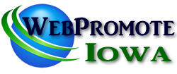 WebPromote Iowa logo
